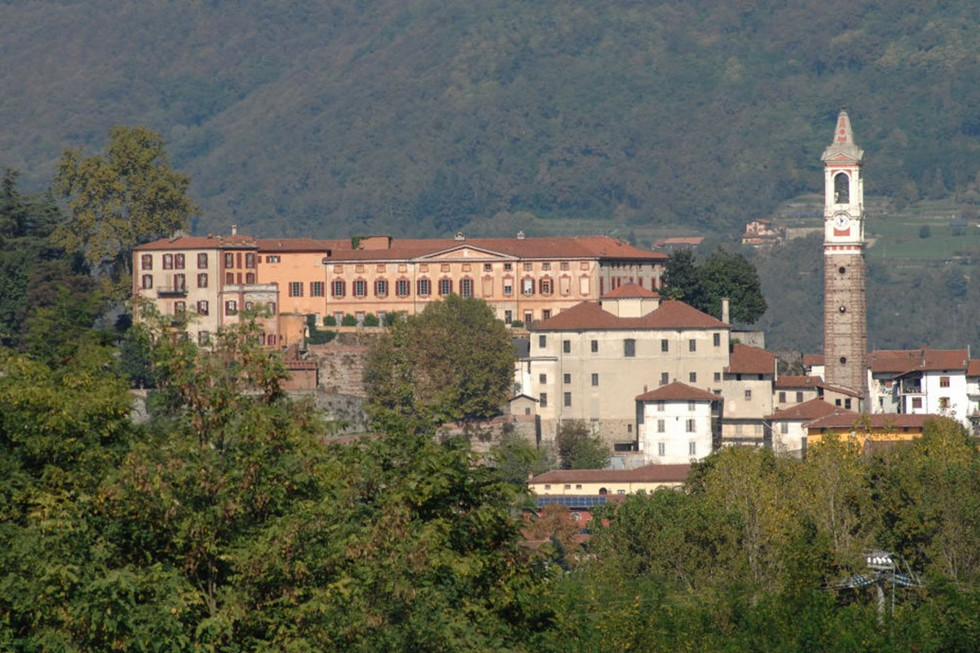 Castels and historical residences near Torino