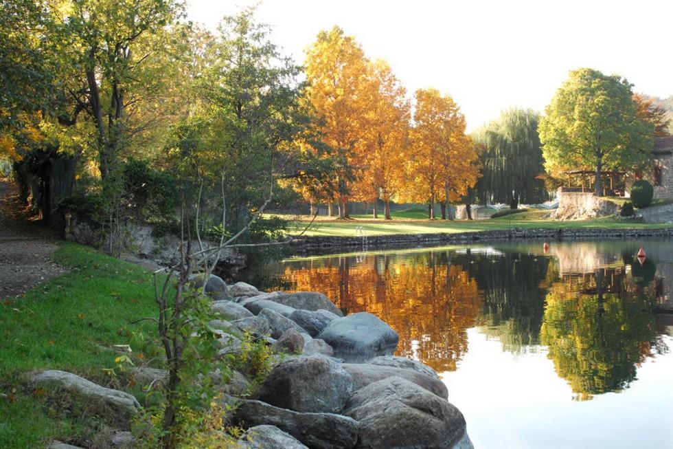 Viverone Park, near Turin, Italy