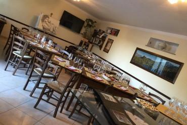 agriturismo con sala degustazione nel Canavese
